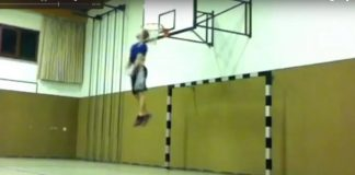 Jacob Hiller 40 inch vertical leap