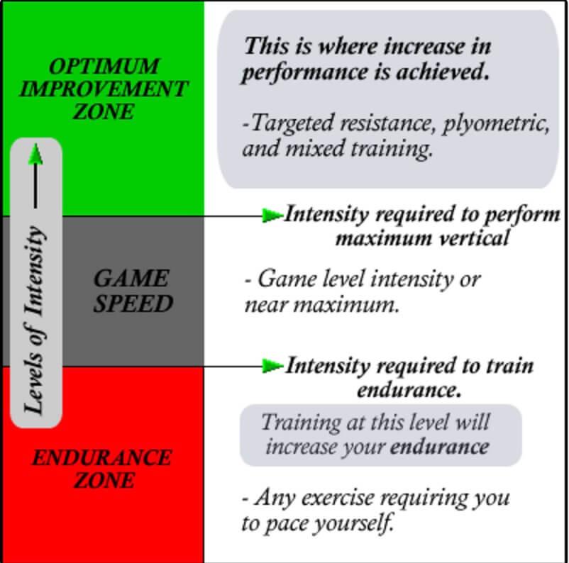 The Improvement Zone - Train Smart